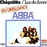 The Spanish version of Chiquitita sent ABBA to number one in Argentina.