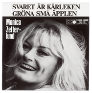 Stig was proud of his lyrics for the Swedish version of 'Little Green Apples'.