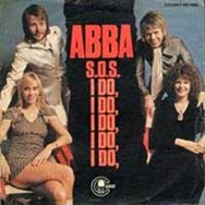 The Spanish single sleeve for SOS.