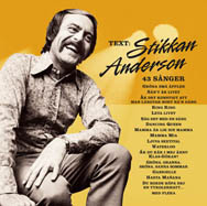 The sleeve for the double-CD Text: Stikkan Anderson.