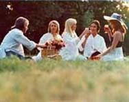 In ABBA - The Movie, The Name Of The Game was featured in a dream sequence.
