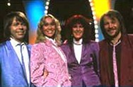 ABBA performed live via satellite from Stockholm on the West German television programme Show Express.