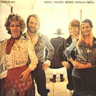 ABBA received rave reviews in the US for the Waterloo album – much better than in Sweden.