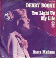 Debby Boone's recording of Hasta Mañana provided plenty of royalties for its song writers.