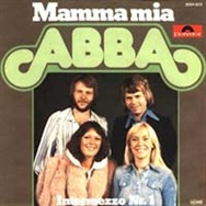 With Mamma Mia, ABBA achieved a number one hit in countries such as West Germany.