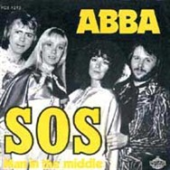 SOS was first released in Scandinavia in June 1975.