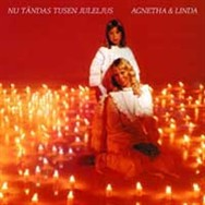 Agnetha's Christmas album, recorded with her daughter Linda, became a firm favourite in Sweden.