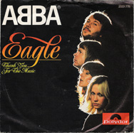 Eagle received a limited single release in a few countries, such as Austria.