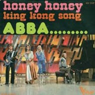 Honey, Honey was ABBA's follow-up single to Waterloo in many countries, including France.