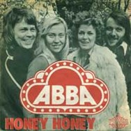 The Scandinavian sleeve for the Honey, Honey single.