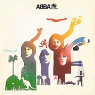 ABBA - The Album featured three of the songs from The Girl With The Golden Hair.