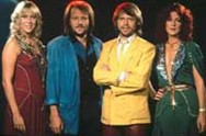 ABBA in 1981, the year when they recorded Hovas vittne and The Visitors album.