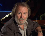 ABBA's Benny Andersson talks about the Mamma Mia! movie experience.