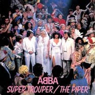 The title track on the Super Trouper album was released as a successful single.