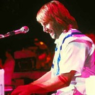 Benny tickling the ivories as only he can on ABBA's 1979 tour.