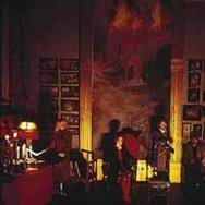 The album sleeve was photographed at the studio of artist Julius Kronberg.