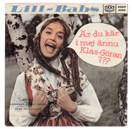 A 1959 comedy recording by singer Lill-Babs was Stig's biggest hit as a song writer thus far.