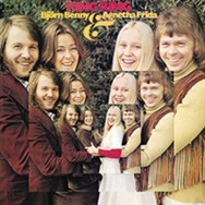 The Ring Ring album featured many of ABBA's earliest recordings.